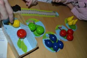 Mi Primer Frutal- juego