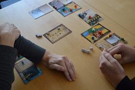 Pequeños Grandes Reinos juego1